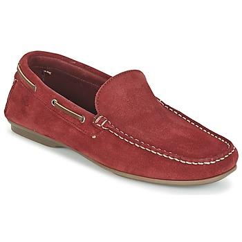 Sapatos Homem Mocassins Fluchos LEX Vermelho