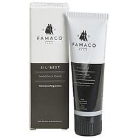 Acessórios Cera de sapato Famaco Tube applicateur cirage blanc 75 ml Branco