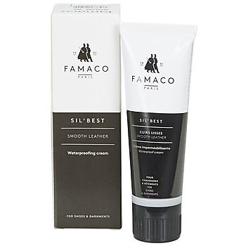 Acessórios Cera de sapato Famaco Tube applicateur cirage incolore 75 ml Incolor