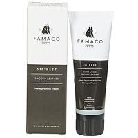 Acessórios Cera de sapato Famaco Tube applicateur cirage marron foncé 75 ml Castanho / Escuro