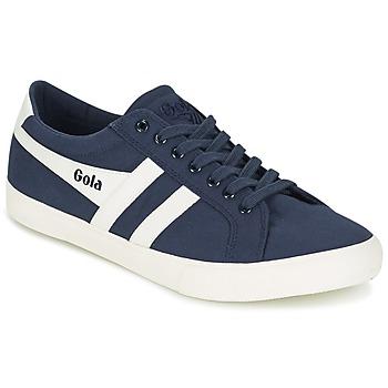 Sapatos Homem Sapatilhas Gola VARSITY Marinho / Branco