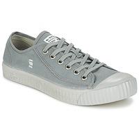 Sapatos Homem Sapatilhas G-Star Raw ROVULC CANVAS Cinza