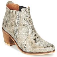 Sapatos Mulher Botins Coqueterra SHEILA Bege