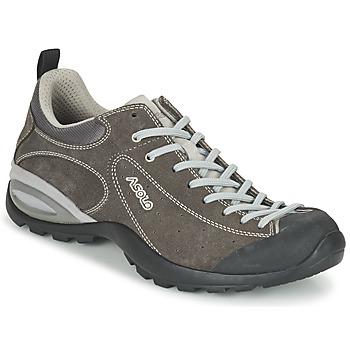 Sapatos Homem Sapatos de caminhada Asolo SHIVER GV Cinza