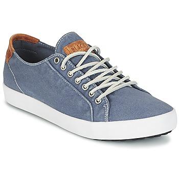 Sapatos Homem Sapatilhas Blackstone NM95 Azul