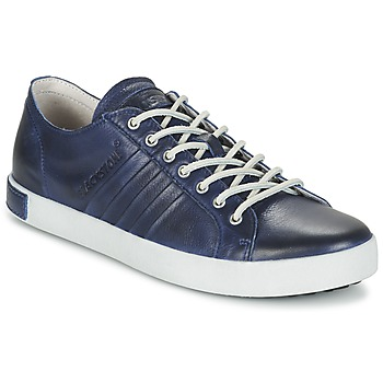 Sapatos Homem Sapatilhas Blackstone JM11 Marinho