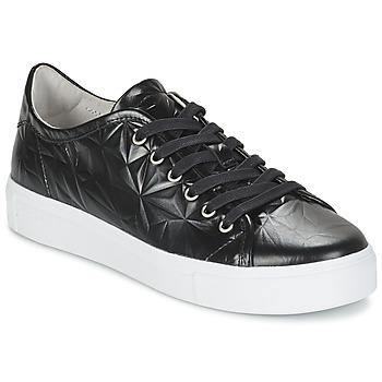 Sapatos Mulher Sapatilhas Blackstone NL34 Preto