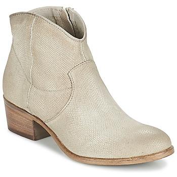 Sapatos Mulher Botas baixas Mjus DONELLA Toupeira