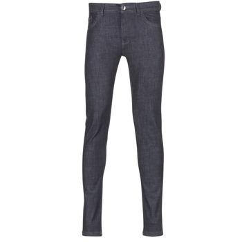 Textil Homem Calças de ganga slim Benetton JUSKU Azul