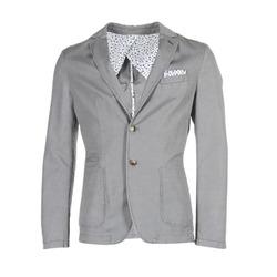 Textil Homem Casacos/Blazers Benetton MASKIOL Cinza