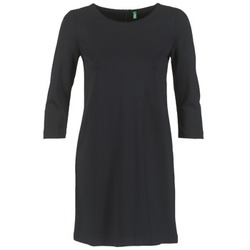 Textil Mulher Vestidos curtos Benetton SAVONI Preto
