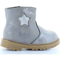Sapatos Rapariga Botins Happy Bee B167590-B1153 Gris
