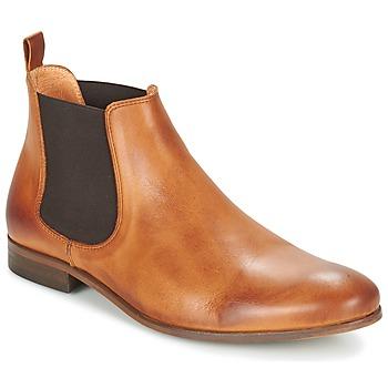 Sapatos Homem Botas baixas Brett & Sons CHAVOQUE Castanho