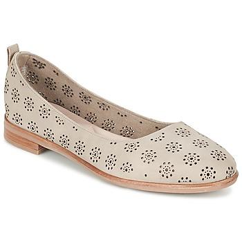 Sapatos Mulher Sabrinas Clarks ALANIA ROSA Bege