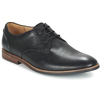 Sapatos Homem Sapatos Clarks BROYD WALK Preto