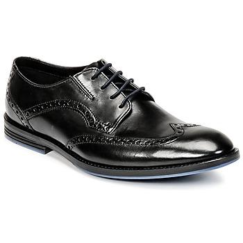 Sapatos Homem Sapatos Clarks PRANGLEY LIMIT Preto