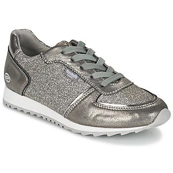 Sapatos Mulher Sapatilhas Dockers by Gerli JOUVELLIA Prata
