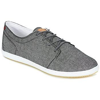 Sapatos Homem Sapatilhas Lafeyt DERBY CHAMBRAY Cinza