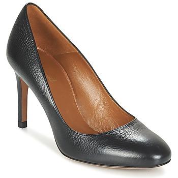 Sapatos Mulher Escarpim Heyraud DOLGA Preto