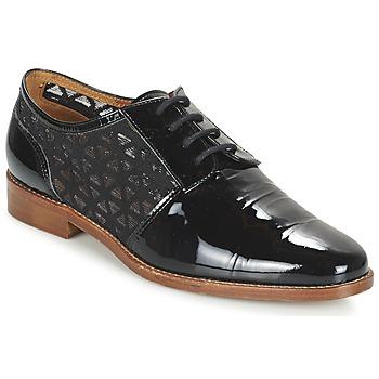 Sapatos Mulher Sapatos Heyraud ELEANA Preto