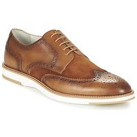 Sapatos Homem Sapatos Heyraud ETIENNE Castanho