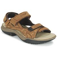 Sapatos Homem Sandálias desportivas Asolo METROPOLIS Castanho