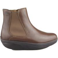 Sapatos Mulher Botins Mbt ARUSI 6S W marrom