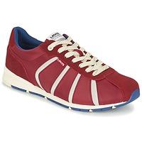 Sapatos Homem Sapatilhas Levi's ALMAYER II Vermelho
