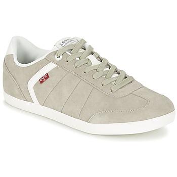 Sapatos Homem Sapatilhas Levi's LOCH Cinza