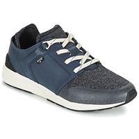Sapatos Homem Sapatilhas Levi's BLACK TAB RUNNER Azul