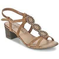 Sapatos Mulher Sandálias Lola Espeleta GENIAL Conhaque