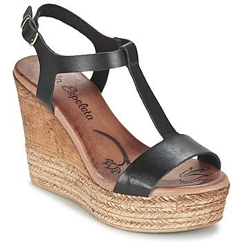 Sapatos Mulher Sandálias Lola Espeleta PATSY Preto