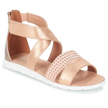 Sapatos Rapariga Sandálias Bullboxer MELONILE Rosa