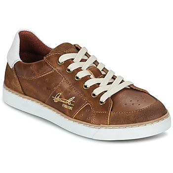 Sapatos Rapaz Sapatilhas Bullboxer AJIMET Conhaque
