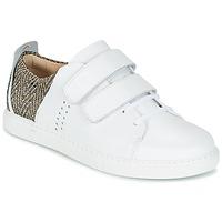 Sapatos Mulher Sapatilhas M. Moustache RENEE Branco