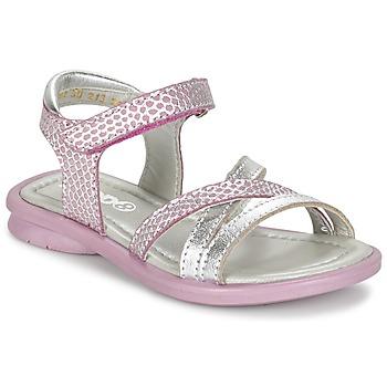 Sapatos Rapariga Sandálias Mod'8 JELGUY2 Rosa