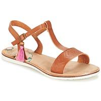 Sapatos Mulher Sandálias Coolway MONKY Castanho