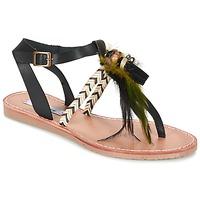 Sapatos Mulher Sandálias Coolway MELROSE Preto