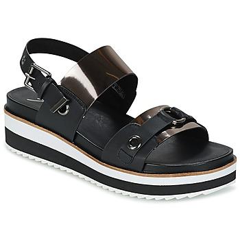 Sapatos Mulher Sandálias Coolway DOLPHIN Preto