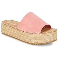 Sapatos Mulher Chinelos Coolway BORA Rosa