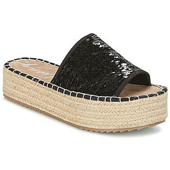 Sapatos Mulher Chinelos Coolway BORABORA Preto