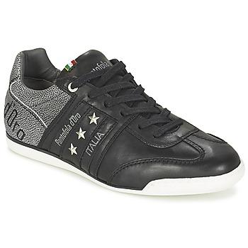 Sapatos Homem Sapatilhas Pantofola d'Oro IMOLA FUNKY UOMO LOW Preto