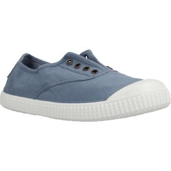 Sapatos Mulher Sapatilhas de ténis Victoria 06627 Azul