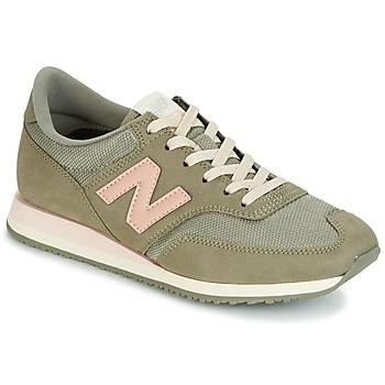 Sapatos Mulher Sapatilhas New Balance CW620 Cáqui