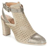 Sapatos Mulher Botins Muratti DRAGEE Cinza / Prata