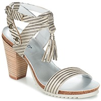 Sapatos Mulher Sandálias Regard RIKIL Prata