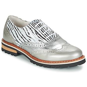 Sapatos Mulher Sapatos Regard ROAXA Prata