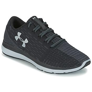 Sapatos Homem Sapatilhas de corrida Under Armour UA Speedchain Preto
