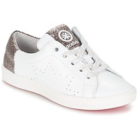 Sapatos Rapariga Sapatilhas Acebo's SOUDIN Branco