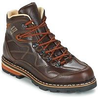 Sapatos Homem Sapatilhas de cano-alto Meindl KLOSTERS IDENTITY Castanho / Escuro